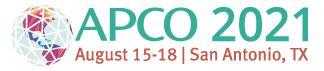 APCO 2021 event logo